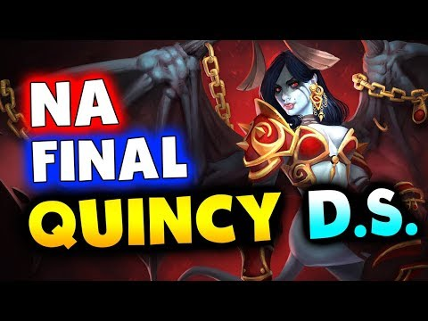 QUINCY + SumaiL vs Demon.S - NA GRAND FINAL - SUMMIT 11 MINOR DOTA 2