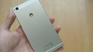 Huawei P8 - TOP 5 Best Features!