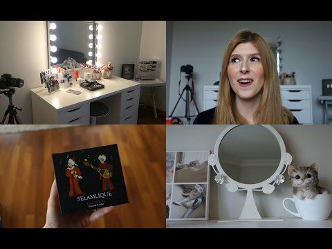 Yeni Evimde İlk Video, Makyaj Düzenim, Sohbet