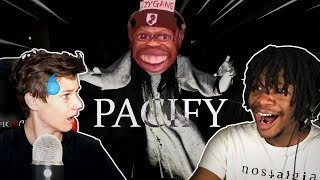 HORROR GAMES SHOULDN'T BE THIS FUNNY. | Pacify - Multiplayer [ENDING]
