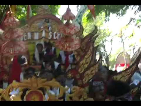 Ul Daul PUTRA SHINHAJI (Panembahan Ronggo Sukowati) mewakili RMC di Karnaval HUT RI