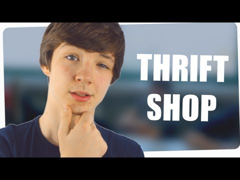 thrift Shop - Macklemore & Ryan Lewis (feat. Wanz) Parodie video