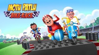 Motu Patlu Bike Race - Android Gameplay