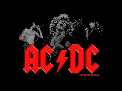 ACDC - Shoot To Thrill (HQ Vinyl).wmv