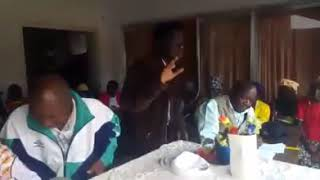 ZANU-PF talking of war & violence