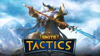 SMITE Tactics - Reveal Trailer