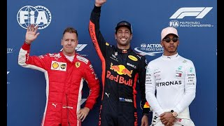 Monaco Grand Prix 2018 qualifying LIVE in Monte Carlo