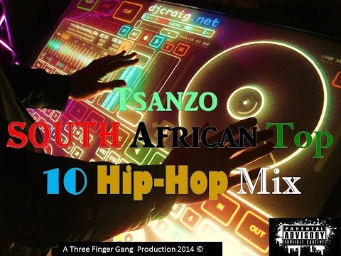 South Africa's Top10 Hip-hop Mix 2 September, 2014 (mixed By chitsanzochanga) video