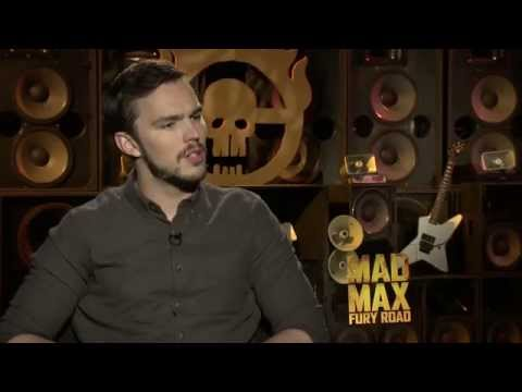 'Mad Max: Fury Road' car crash scenes scared Nicholas Hoult on set