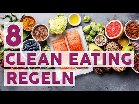 8 einfache Regeln fürs Clean Eating | BESSER LEBEN