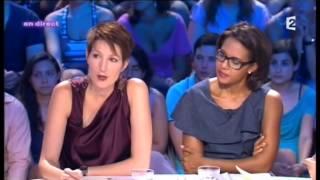 Jayne Mansfield vu par Simon Liberati - On n'est pas couché 10 septembre 2011 #ONPC