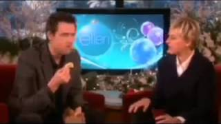Jim carrey Says Yes  to Everything Ellen Says on Ellen Show