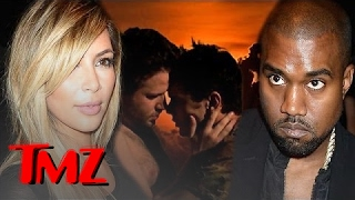 Kim Kardashian LOVED 'Bound 2' Parody, Did Kanye?