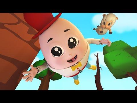 Humpty Dumpty | Kids Songs | Baby Videos