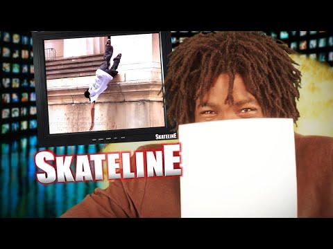 SKATELINE - Cory Kennedy, Greyson Fletcher, Chad Muska, Joyride, Blind x2 and more