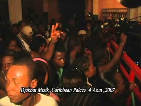 Djakout - T Vice Week End Showdown in Jacmel Haiti 2007 ( LIVE)- Haitianbeatz.com