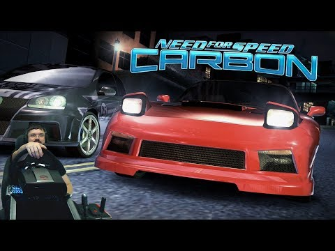 Need for Speed: Carbon — страсти накаляются. Гонки за территорию Вульфа