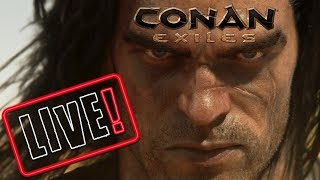 Livestream Conan Exiles #15 - Neues Unreal Engine Update 4.15
