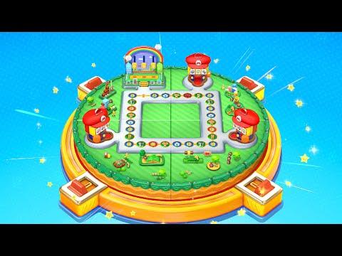 Mario Party 10 - amiibo Party (Mario Board)