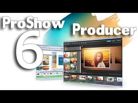 Обзор новой программы - ProShow Producer 6