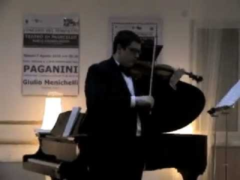 Novacek Perpetuum mobile - Giulio Menichelli DEDICATO A FRANCESCO