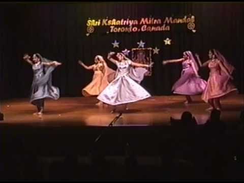 CLASSICAL BOLLYWOOD MUJHRA - Indian Dance