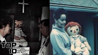 Top 10 Ed & Lorraine Warren Scariest Moments