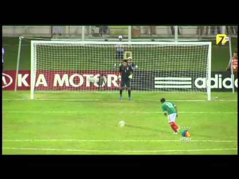 La seleccion Mexicana Sub-17 1 ( 11 ) logra avanzar a semifinales luego de vencer a Brasil 1 ( 10 ) tras una larga serie de tiros penales llena de angustia y...