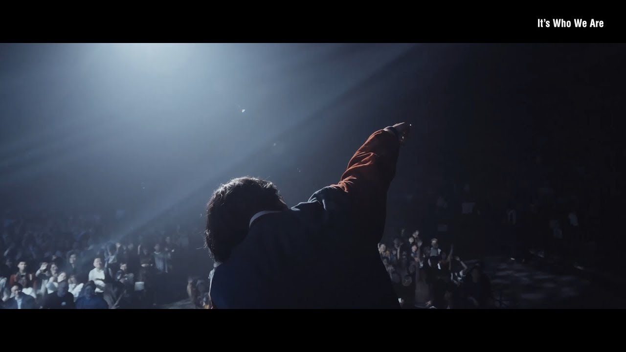 "Nulbarich - ""It's Who We Are""のライブ映像を公開 新譜「ONE MAN LIVE -A STORY-」Blu-ray/DVD 2020年3月25日発売予定 thm Music info Clip"