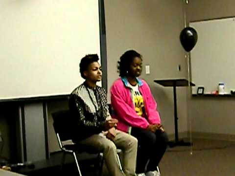Miguel - Girl with The Tattoo (Cover) By Ashle' and Kamary ( Clinton Junior College )