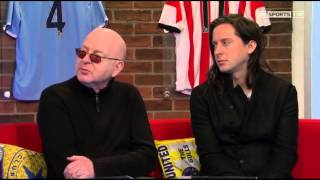Carl Barat on SoccerAM March 1 2014