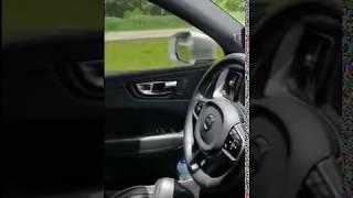 Quando te perguntarem como é dirigir um VOLVO XC60 2018 você manda esse vídeo.