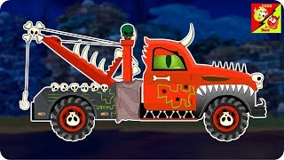 Good and bad Tow Truck cartoon story for kids l Street Vehicles for Kids l Transport Truck l Ep 37