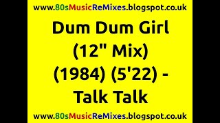 Watch Talk Talk Dum Dum Girl video