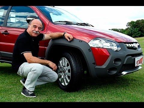 VRUM - Fiat Strada Adventure 1.8 2014 / 3 portas [Teste]
