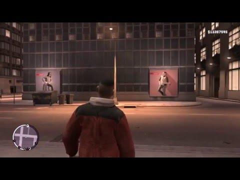 """Обзор GTA 4 EFLC """"TBOGT"""" (Угон, разбой в городе, нещадное уничтожение копов с вертолёта!)"""