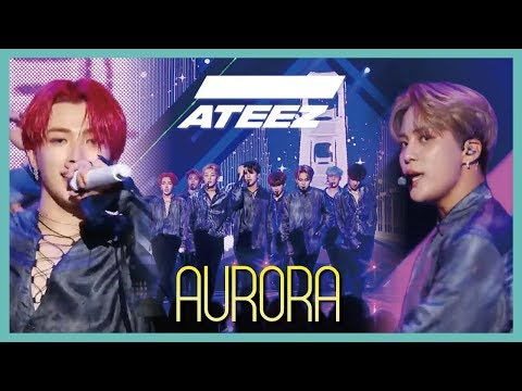 Download HOT ATEEZ - AURORA, 에이티즈 - AURORA Show  core 20190713 Mp4 baru