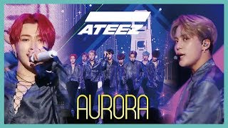 [HOT] ATEEZ - AURORA, 에이티즈 - AURORA Show Music core 20190713