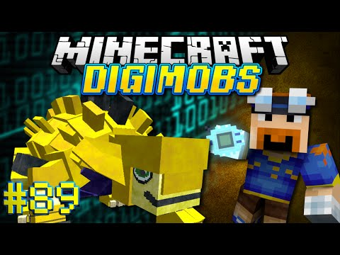 Minecraft: Digimobs Ep. 89 - Ankylomon! video