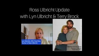 Update on Ross Ulbricht with Lyn Ulbricht - Plus Special Announcement