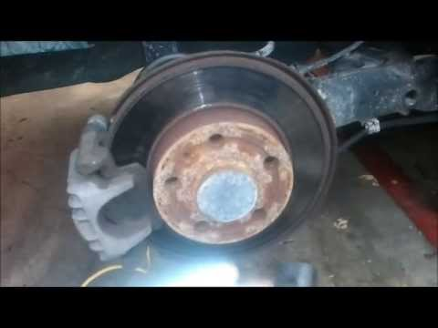 VW ABS problem diagnose and fix. part 1