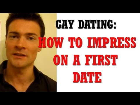 Gay first date tips