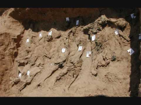 A Mass Grave In Afghanistan Raises Questions (3/4)