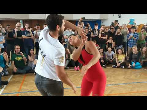 PZC2018 Workshop ACD with Andressa & Freddy ~ video by Zouk Soul