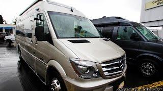 2016 Roadtrek Adventurous CS Class B Diesel Camper Van Video Tour • Guaranty.com