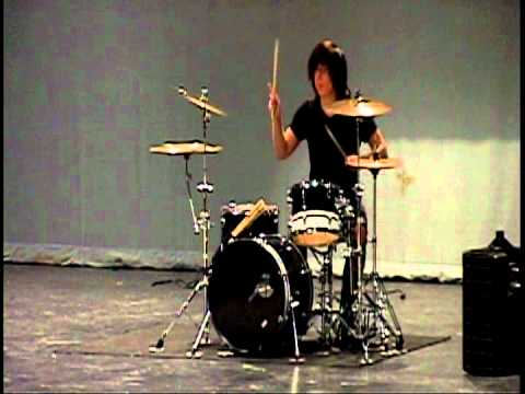 Sleeping With Sirens- Do It Now Remember It Later Cover Talent Show video