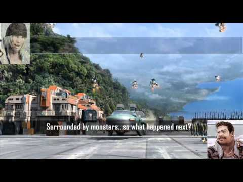 Final Fantasy XIII Episode 0 - Encounter - Chapter 1 [English]