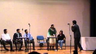 English Vinglish - English-Vinglish(Comedy) skit LBSNAA Mussoorie 88th FC