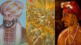 Warriors of Dharma: Rajput and Maratha warriors