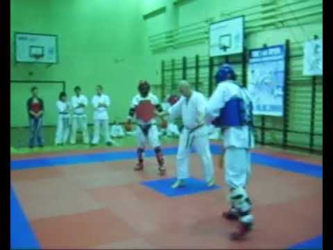 Tang Soo Do vs Tsunami Karate - full contact Image 1